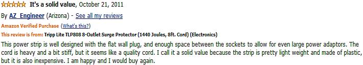 tripp lite tlp808 customer review 3
